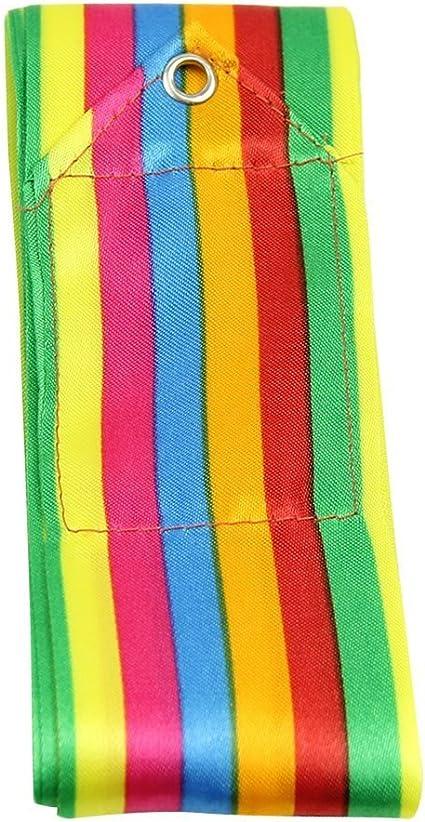4M Rhythmic Art Gymnastic Streamer Gym Dance Ribbon Baton Twirling Rod