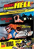 69 eyes devils - Bikers From Hell, Triple Feature: Run Angel Run/Hell's Angels 69/Hell's Bloody Devils