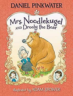 Amazon mrs noodlekugel and four blind mice 9780763650544 mrs noodlekugel and drooly the bear fandeluxe Image collections