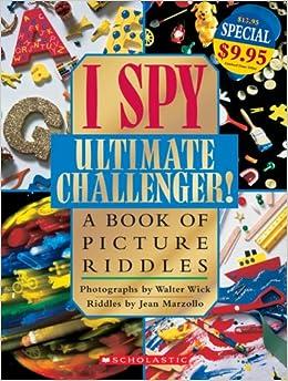 I Spy: Ultimate Challenger Download.zip