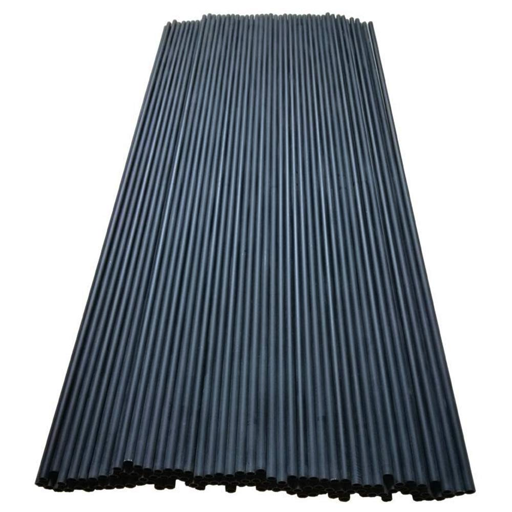 MILAEM 30 Inch 6.2 mm Pure Carbon Arrow Shaft Spine 400 Carbon Shaft Tube DIY Archery (12)