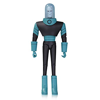DC Collectibles The New Batman Adventures: Mr. Freeze Action Figure: Toys & Games [5Bkhe0704428]