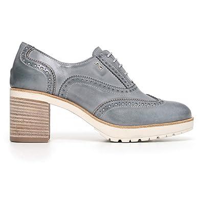 Waldläufer Mocassins pour femme - Multicolore - blau/weiss/rot adidas Chaussures de Hockey Lux Pour Homme nfQw7gQd0,