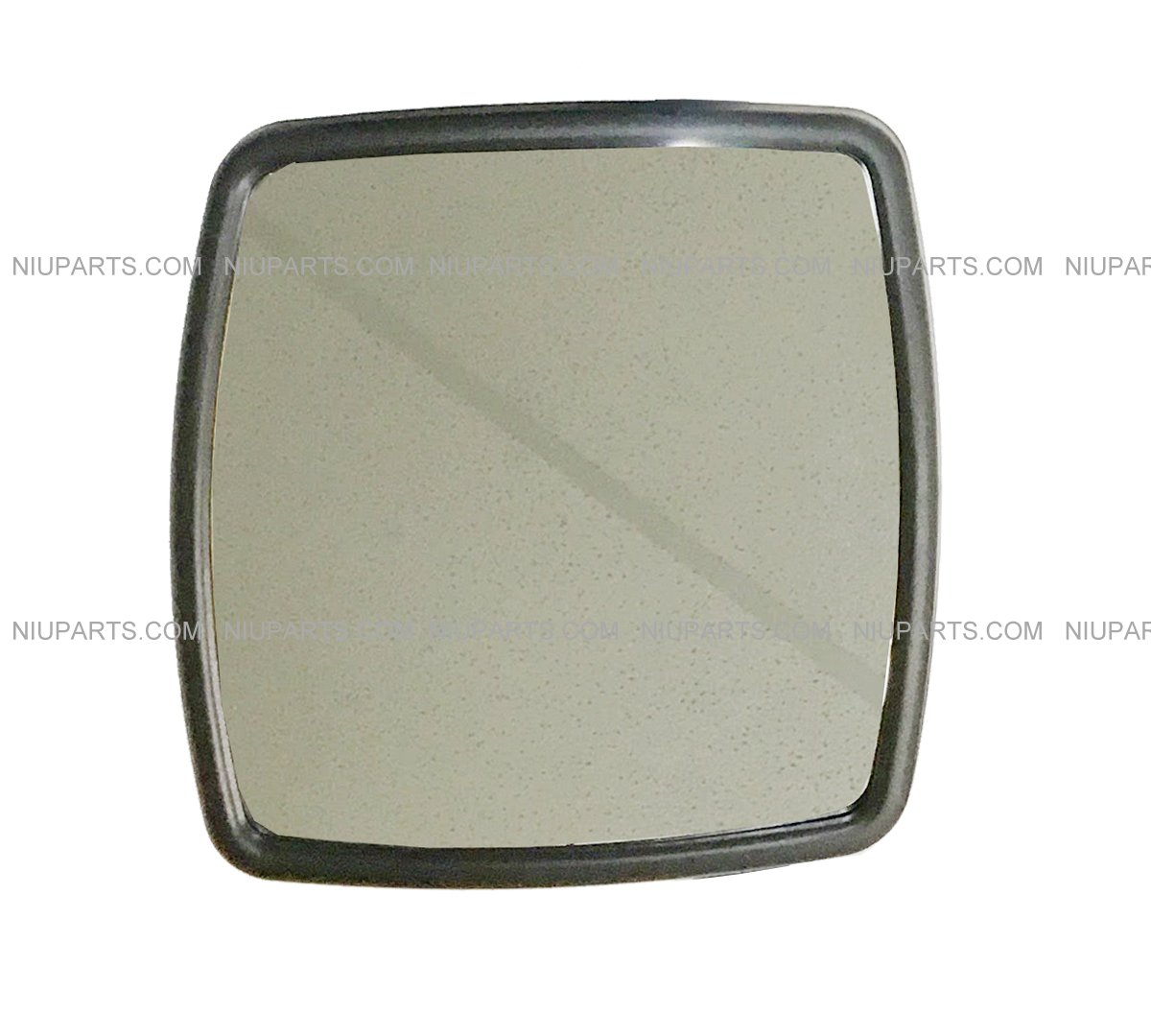 Retrovisor Gran Angular Espejo Negro para puerta y campana (Fit: internacional Durastar 4300): Amazon.es: Coche y moto
