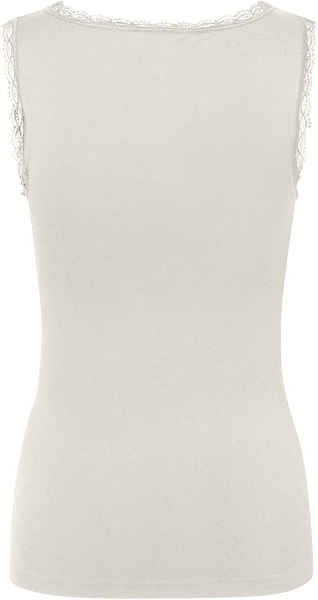 Mamalicious Womens Mlheal Nell Lace S//L Jersey Top Nf Maternity Vest