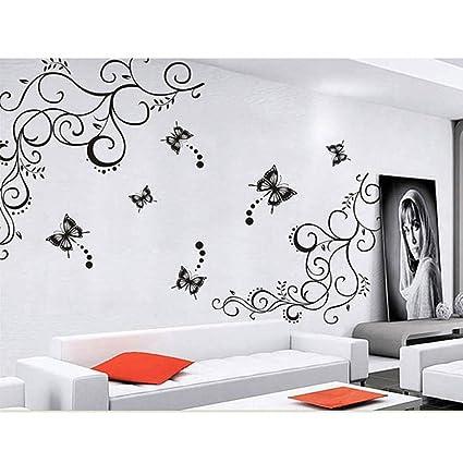 Adesivi E Murali Da Parete Adesivi Murali Fiori Di Ciliegio Stickers Art Muri In Camera Da Letto Dormitorio E Soggiorno Decorazione Parete Bimmer Mk