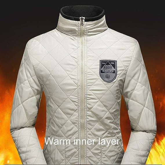 Raptor86 Sport Jacket,Mens Waterproof Mountain Jacket Windproof Outdoor Multi-Pockets Winter Coats,Mens Waterproof Softshell Fleece Jacket with Foldaway Hood