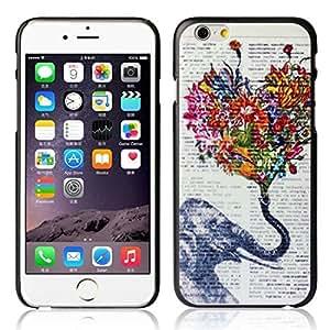 Coromose Fashional Elephant Pattern Hard Case For Iphone 5s 5sG 4.7 Inch