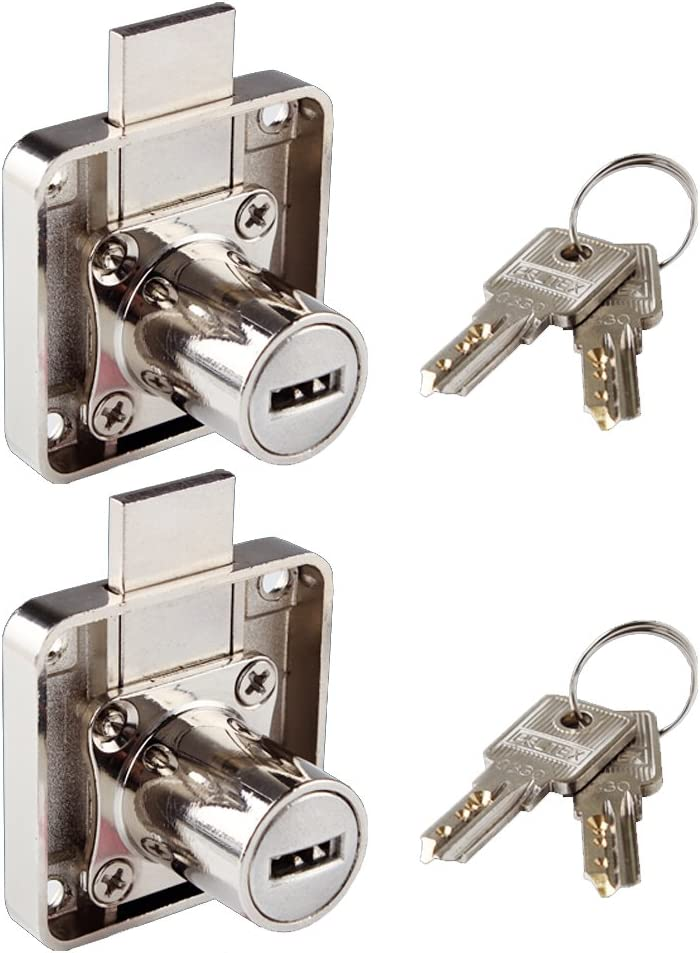 con llaves hogar Cerradura de seguridad para muebles armario armario armario oficina etc 1.00V armario con cerradura de seguridad de un solo punto para exhibir cajones