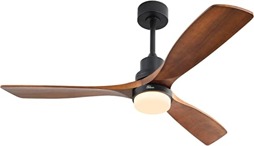Sofucor 52 inch Led Ceiling Fan Ac Motor Ceiling Fan