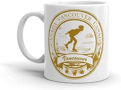 Amazon.com: Vancouver Canada 10oz Coffee Tea Mug #4538