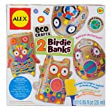 ALEX Toys Craft Eco Crafts 2 Birdie Banks