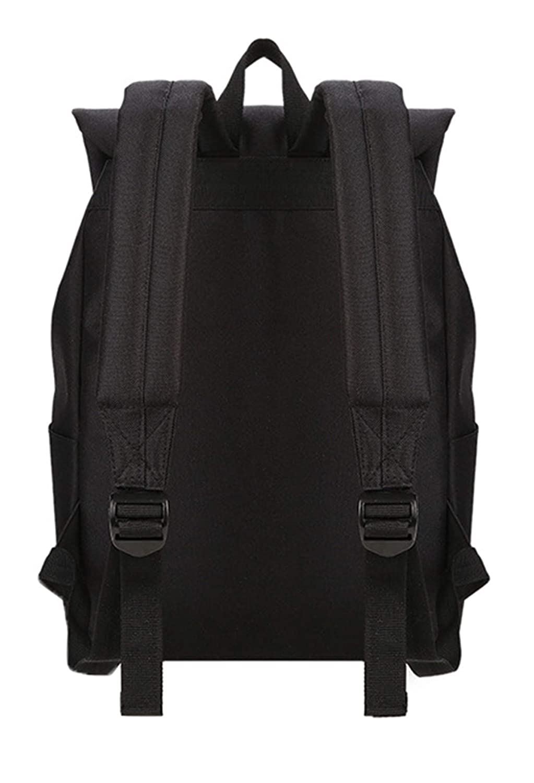 Tclothing - Bolsa Unisex Escolar Unisex Bolsa Negro Negro 78ac31