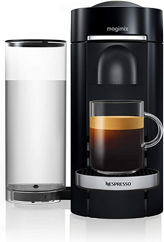 Nespresso Vertuo Plus, by Magimix   Black   11385