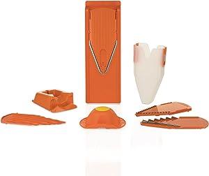 Börner V3 TrendLine professional set   Grater, Colour:Orange
