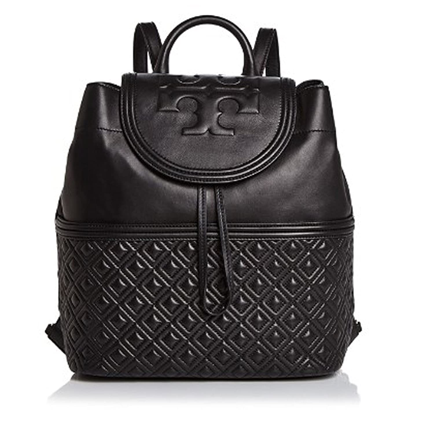 TORY BURCH FLEMING BACKPACK BLACK B01MDQ3J7N