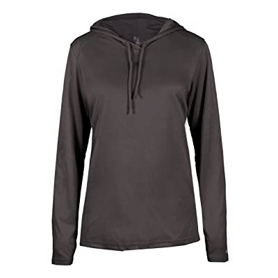 T-Shirt Hoodie Adult, Ladies & Youth Moisture Wicking Performance Long Sleeve Tee (14 Colors)