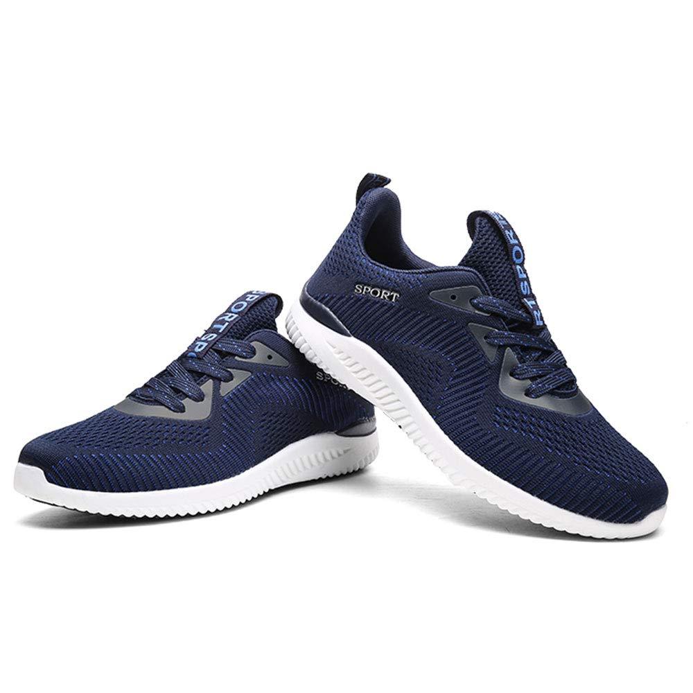 Männer Sport Running Schuhe Schuhe Schuhe Leichtgewicht Fliegenden Woven Upper Casual Schuhe, Trend Outdoor-Wanderschuhe 0698f3