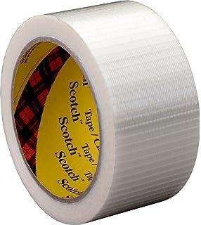 48 x 66m Scotch 45036650 Cinta de Embalaje Transparente