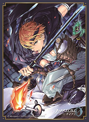 Fire Emblem 0 Cipher Gaius Card Game Character Mat Sleeves Collection  No FE08 Matte Anime Husbando Fates Awakening Thief Gaia Guire 08 8