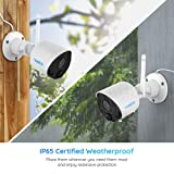1080p Wireless Security Camera System with More