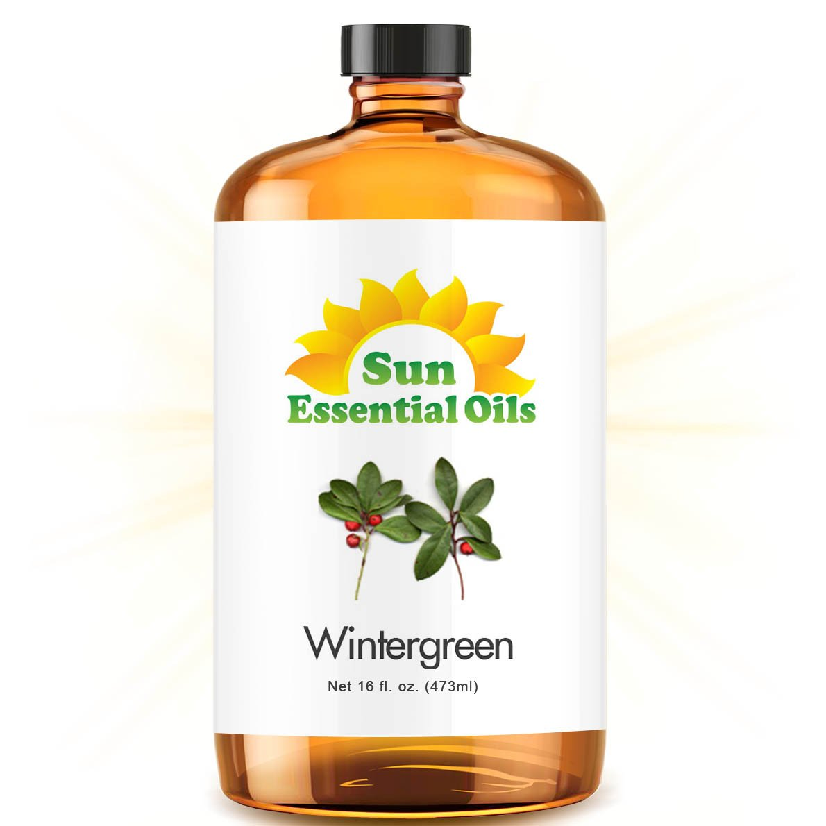 Wintergreen Large 4 Ounce Best Essential Oil Beauty Barn Baby All Over