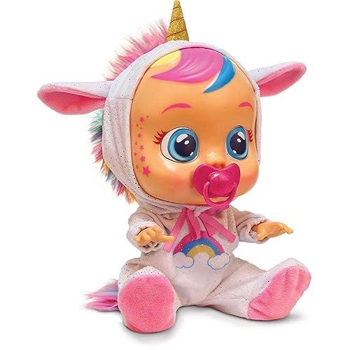IMC Toys 99180 Fantasy Dreamy Muñeca Bebés Llorones Multicolor