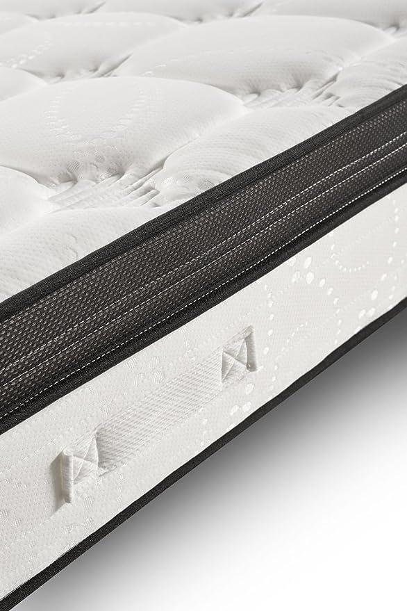 HOGAR24 ES Colchón Viscoelástico Reversible de Alta Gama BIOLUXE 3D, 150x190cm: Amazon.es: Juguetes y juegos