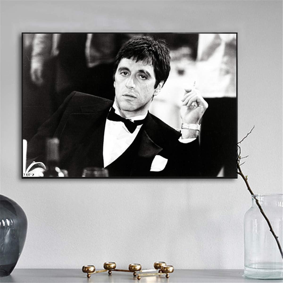 Al Pacino Portraits Godfather 2 Mafia Classic Movie Art POSTER Decoration X-398