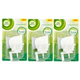 3 x Airwick Plugs - Plug In Machines (No refills)