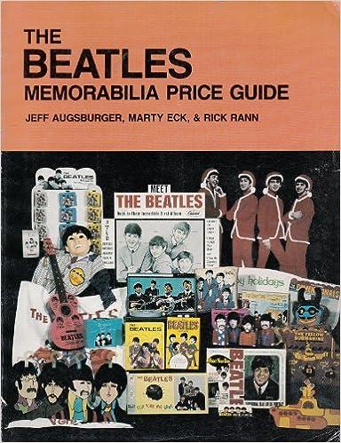 The Beatles Memorabilia Price Guide - Freebooks
