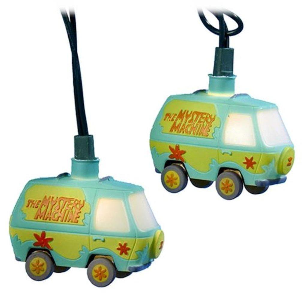 Scooby-Doo Kurt Adler UL 10-Van Light Set