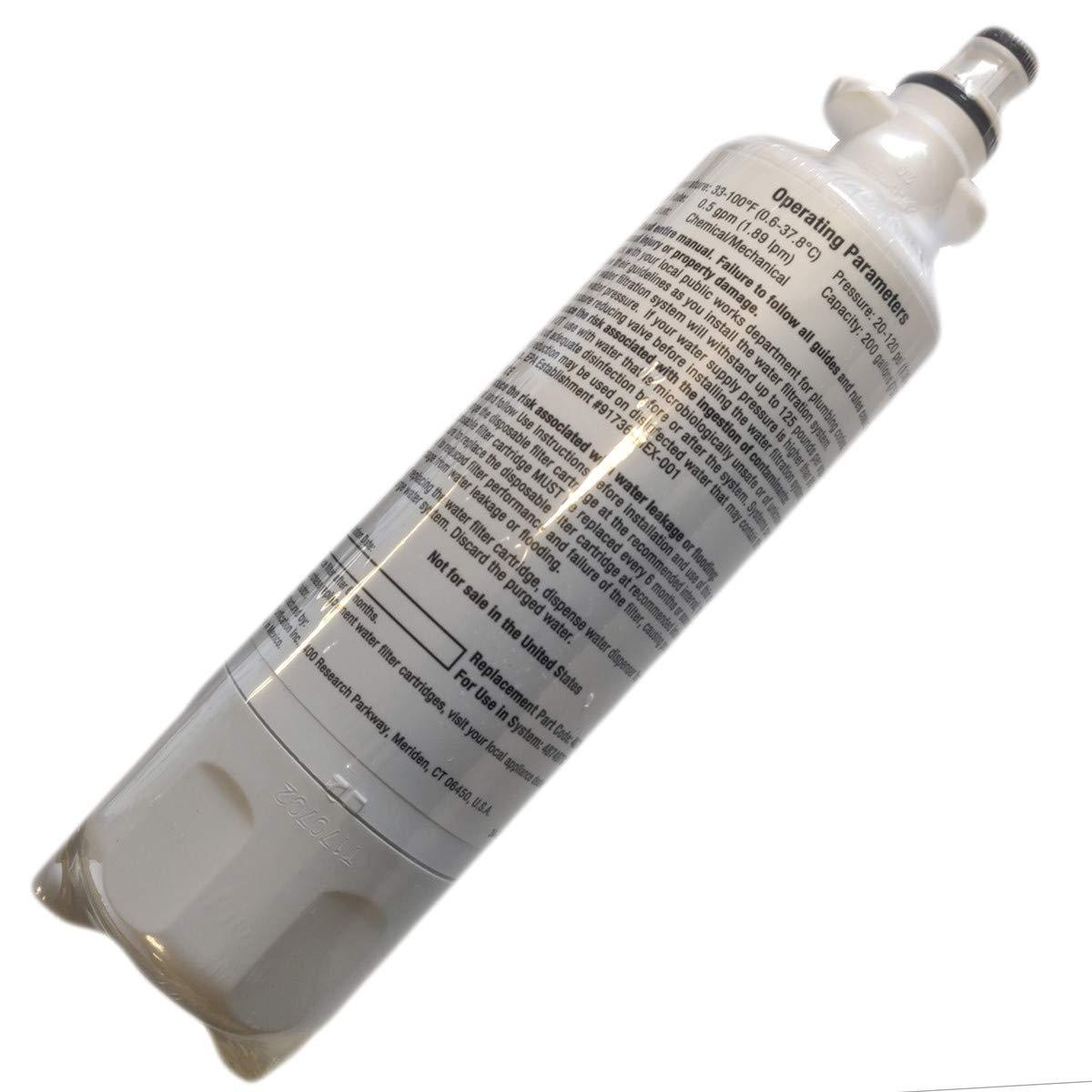 Cartucho de filtro de agua - Frigorífico, congelador - Beko ...