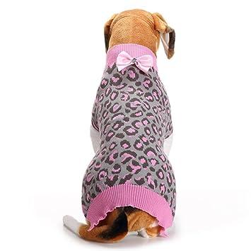 Amazon.com: Ropa de Mascota, howstar lindo perro camisa ...