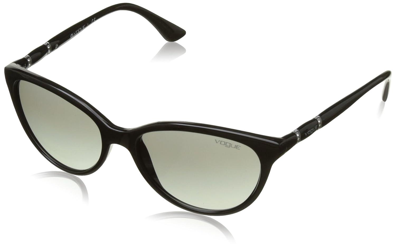 Vogue 0Vo2894Sb Gafas de sol, Black, 56 para Mujer