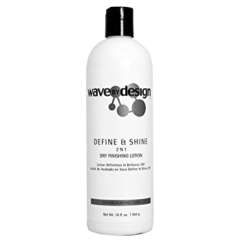 Amazoncom Wave By Design Define Shine 2 N 1 Dry Finishing