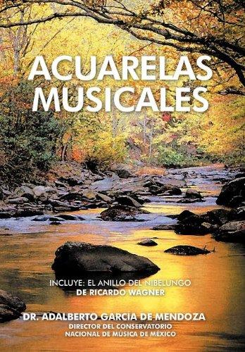 Descargar Libro Acuarelas Musicales Adalberto Garcia De Mendoza