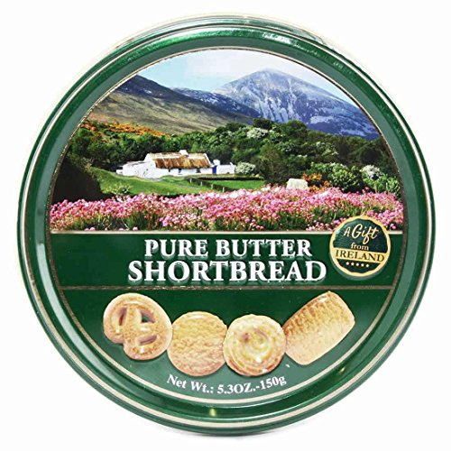 A Gift from Ireland Pure Butter Shortbread, 150G ()