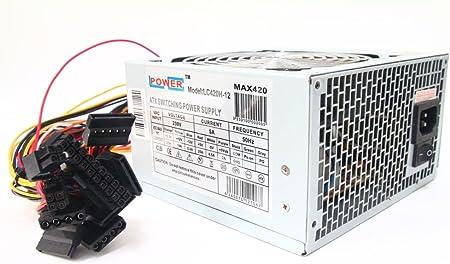 Lc Power Lc420h 12 Atx Switching Power Supply 420w Computer Zubehör