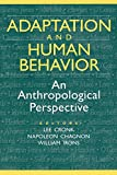 img - for Adaptation and Human Behavior: An Anthropological Perspective (Evolutionary Foundations of Human Behavior) book / textbook / text book