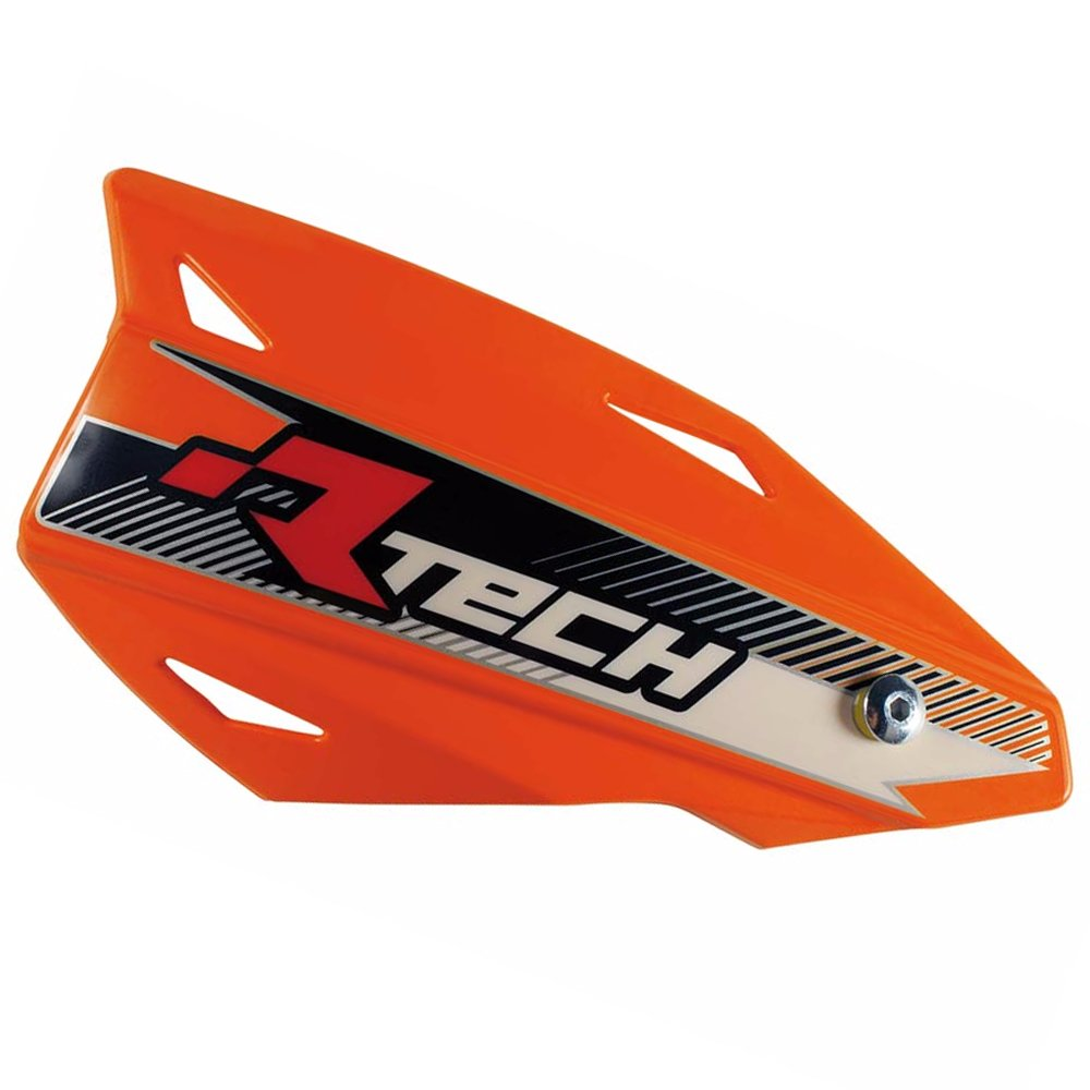 R-TECH Motocross Enduro Handschutz Set Vertigo orange KTM SX SXF EXC EXC-F XC-W