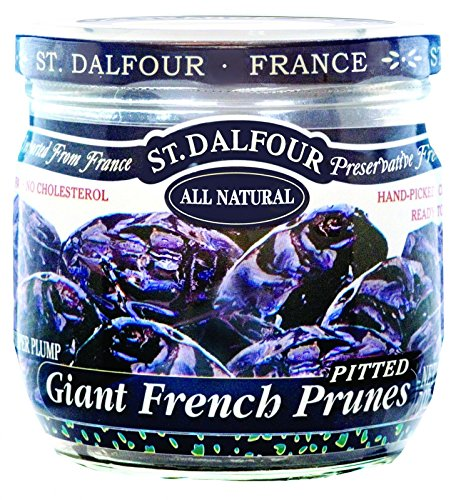 St Dalfour Prunes – French – Giant – Pitted – 7 oz – Case of 6 Review