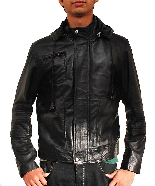 Mission Impossible Ghost Protocol Hoodie Wrinkled Jacket