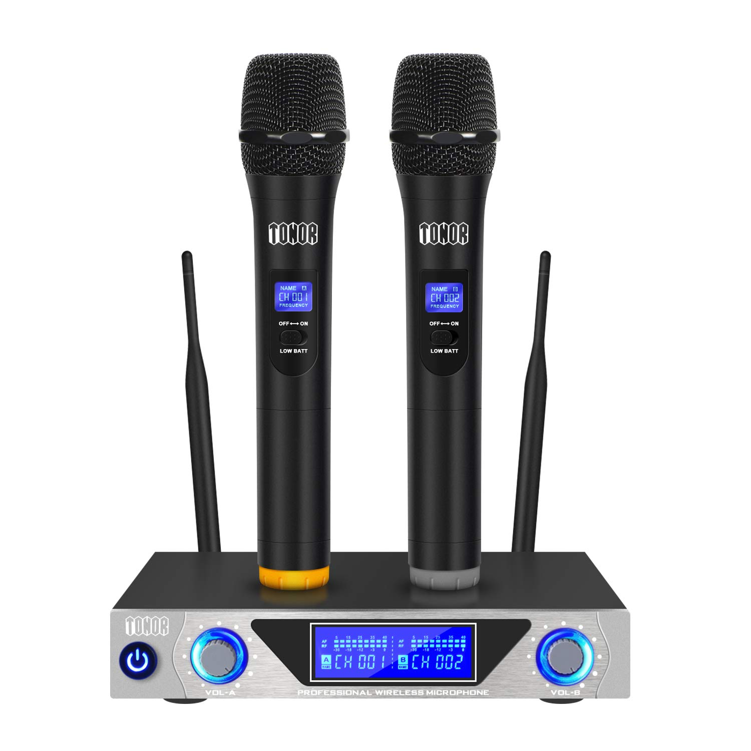 best rated in handheld wireless microphones systems helpful customer reviews. Black Bedroom Furniture Sets. Home Design Ideas
