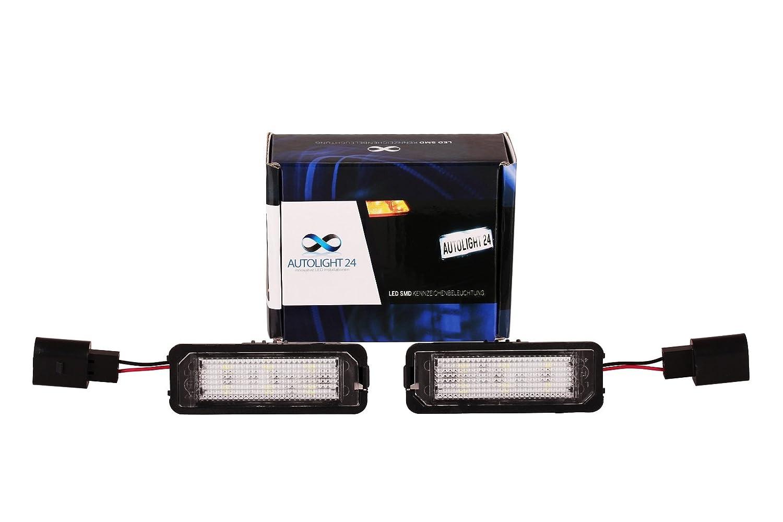 Premium LED matrícula iluminación de matrícula