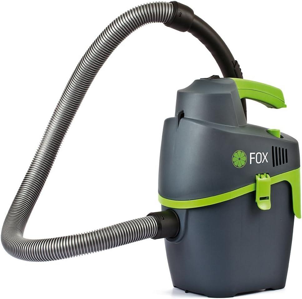 Fox aspirador de cenizas especialmente para succionar chimeneas y pellets: Amazon.es: Bricolaje y herramientas