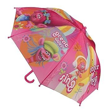Trolls 2400-326_3 Paraguas infantil 45 cm princesa Poppy