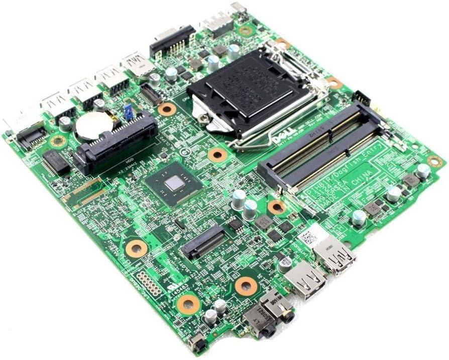 Dell Optiplex 3020M Intel H81 Express Chipset LGA1150 Socket DDR3 SDRAM 2 Memory Slots Motherboard VRWRC 0VRWRC CN-0VRWRC (Renewed)