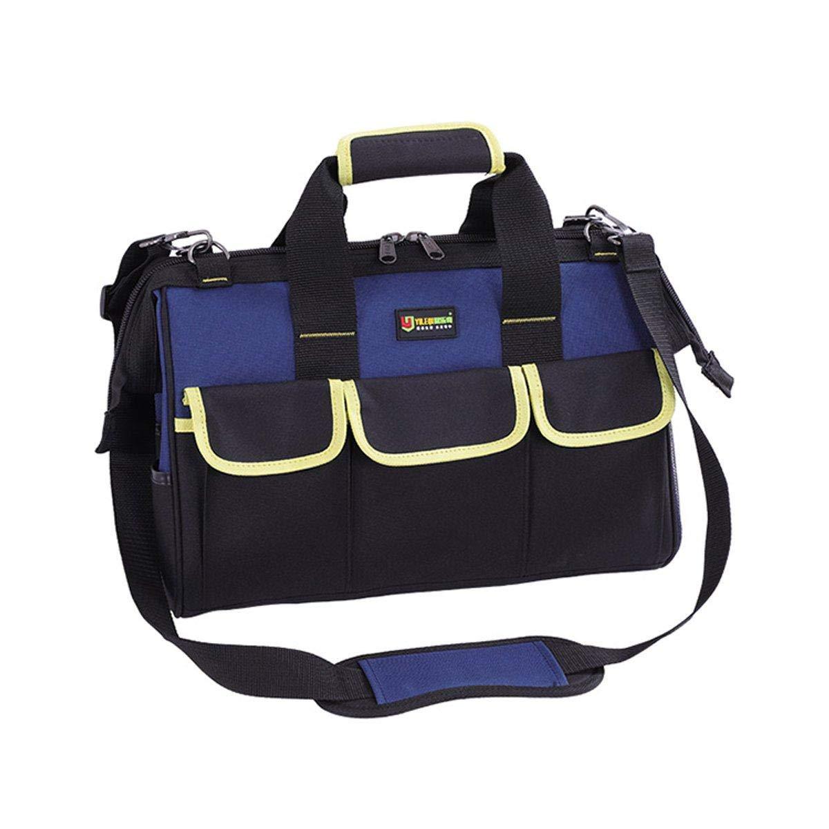 14inch 16inch Tool Bag Heavy Duty Oxford Pouch Case Holder Waterproof Pocket (16 inch)