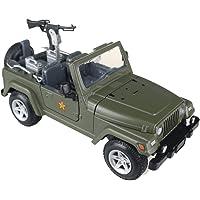 Vehículo Militar de Aleación de Coches de Juguete